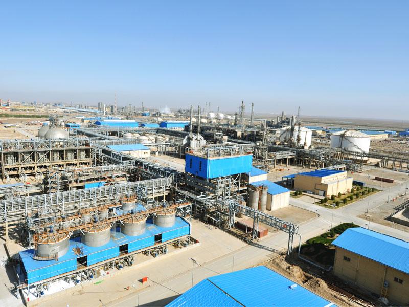 Arvand Petrochemical Complex