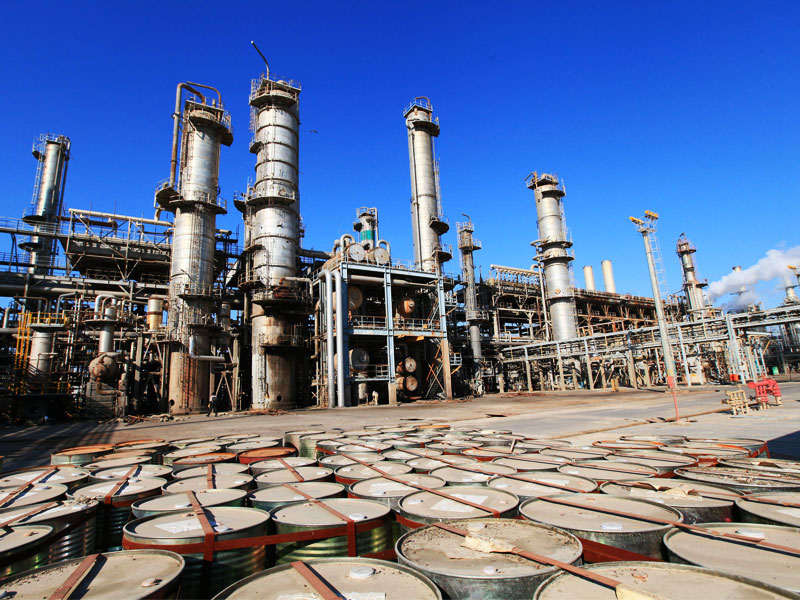 Bandar Imam Petrochemical Complex