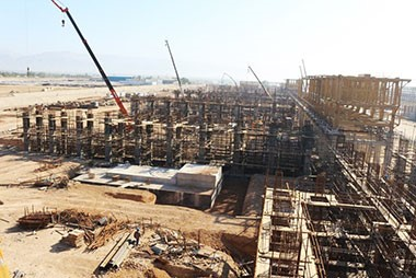Persian Gulf Bid-Boland Gas Refinery Project