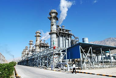 Olefin Units and Desulphurization plants of Ilam Petrochemical Co